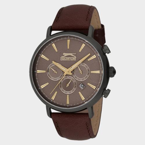 Slazenger Men's Multi Functional Watch SL.9.6081.2.03 Price in Qatar