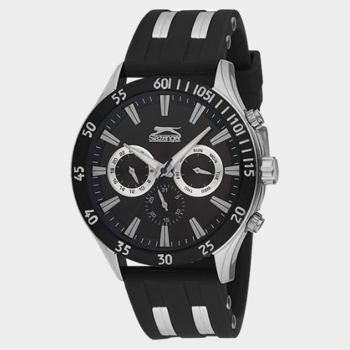 Slazenger Men's Multi Functional Watch SL.9.6076.2.01 Price in Qatar
