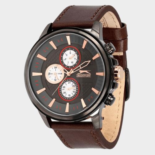 Slazenger Men's Multi Functional Watch SL.9.6074.2.01 Price in Qatar