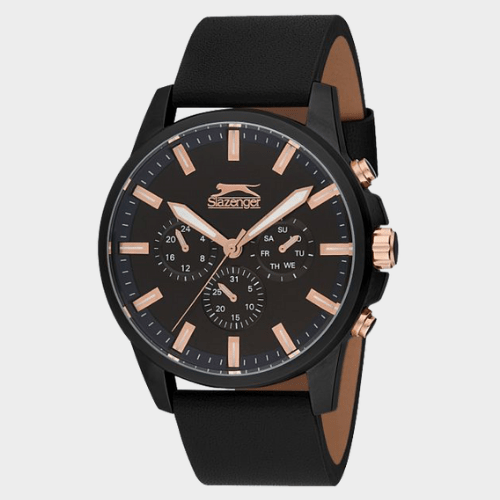 Slazenger Men's Multi Functional Watch SL.9.6085.2.01 Price in Qatar