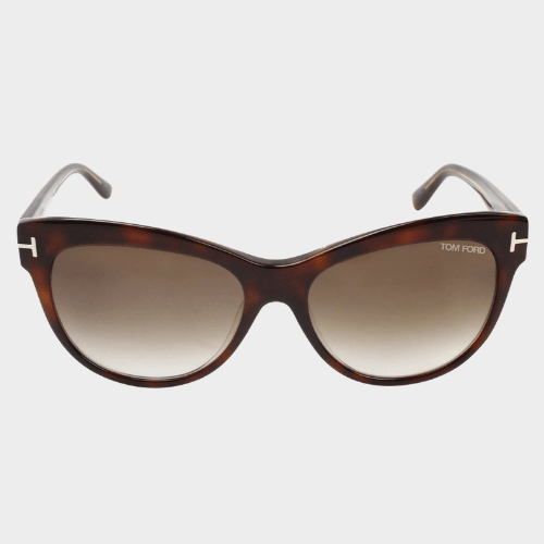 Tom Ford Women's Cat Eye Sunglass 043056F Price in Qatar lulu
