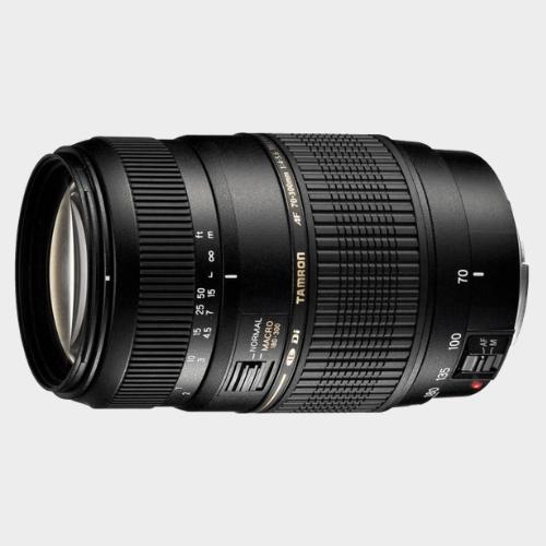 Tamron AF 70-300mm F/4-5.6 Di LD Macro Lens price in Qatar lulu