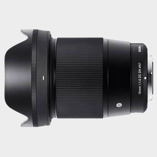 Sigma 16mm F1.4 DC DN Contemporary Lens price in Qatar souq
