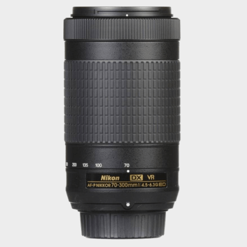 Nikon AF-P DX NIKKOR 70 - 300 mm f/4.5 - 6.3G ED Lens price in Qatar