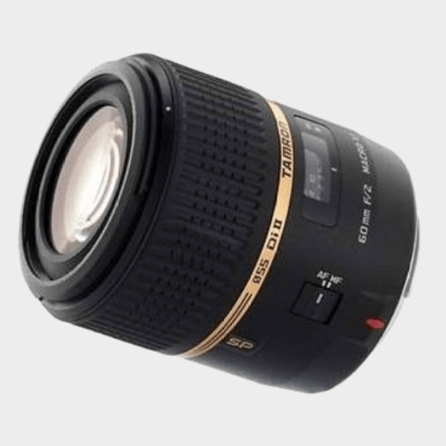 Tamron G005N SP AF 60 mm F/2.0 Di II 1:1 Macro Lens price in Qatar