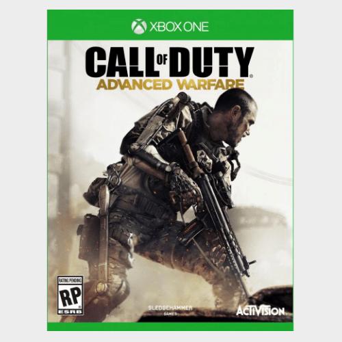 Call of Duty Advanced Warfare Xbox one price in Qatar