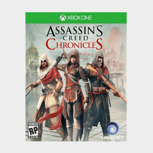 Xbox One Standard Edition Assassins Creed Chronicles price in Qatar