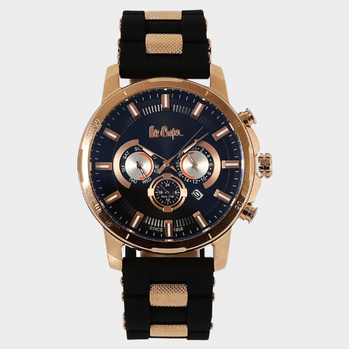 Lee Cooper Men's Multi-Functon Watch LC06309.451 price in Qatar