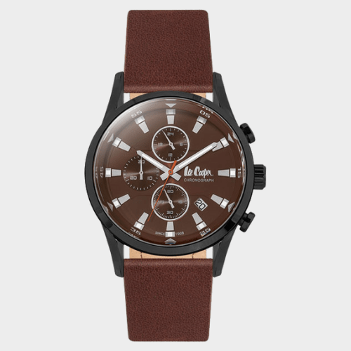 Lee Cooper Men's Multi Functional Watch LC06657.642 price in Qatar