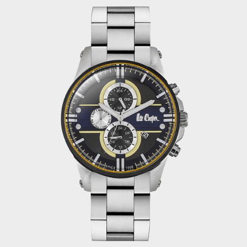 Lee Cooper Men's Multi Functional Watch LC06535.360 Price in Qatar