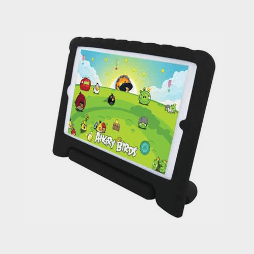 Promate Bamby Mini 3 Shockproof Kiddie Case For ipad Mini 3 Black Price in Qatar jazp