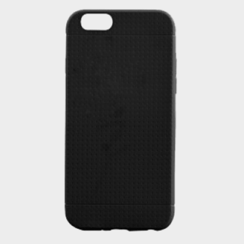 Promate Flexi i6P Flexible iPhone 6 Plus/6S Plus Case Black Price in Qatar