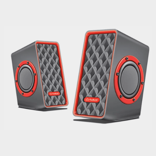 Audionic Octane U-25 Mini Portable Speaker Red Price in Qatar jazp