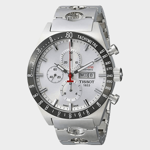 Tissot Sports Automatic Chronograph Tachymeter Men's Watch T0446142103100 Price in Qatar