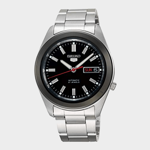 Seiko 5 Automatic Men's Watch SNKM69J1 Price in Qatar