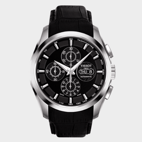 Tissot Couturier Chronograph Men's Watch T0356141605100 Price in Qatar