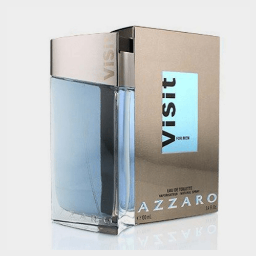 Azzaro Visit EDT For Men Price in Qatar souq