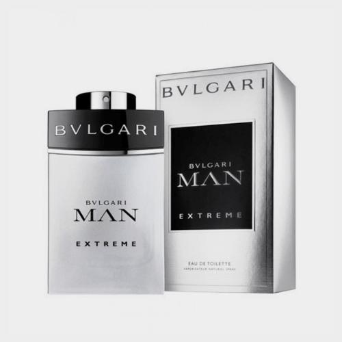 Bvlgari Man Extreme Silver EDT For Men Price in Qatar souq