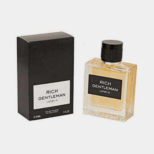 Johan B Rich Gentleman EDT For Men Price in Qatar souq