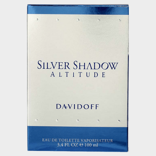 Davidoff Silver Shadow Altitude EDT For Men Price in Qatar souq