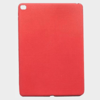 Promate Flexi iPad Air 2 Flexible Rubberized Anti-Slip Case Red Price in Qatar