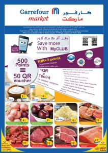 Carrefour Supermarket Offer till 16-04