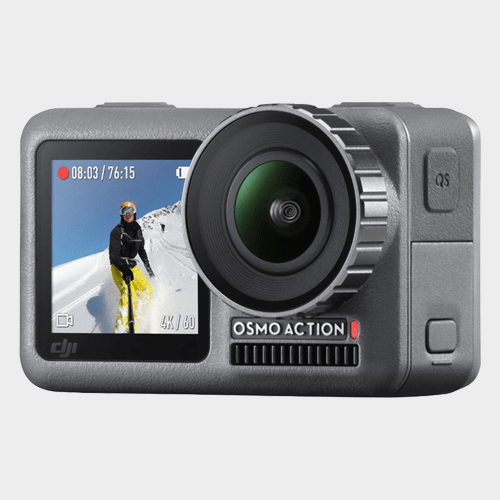 dji osmo action camera price in qatar