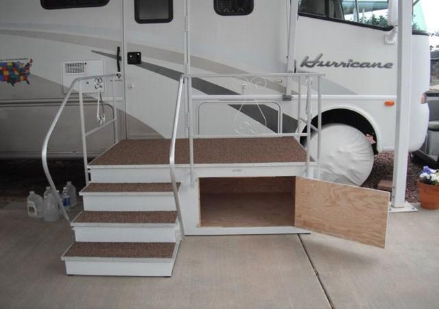 Discount Steps Quality Arizona Mobile Home Steps Decks | Wood Mobile Home Steps | Wooden | Pool | Outdoor | 8X12 Porch | Concrete