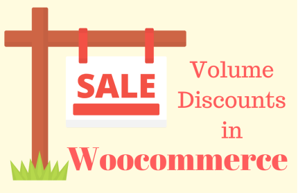 Volume discount in woocommerce feature image