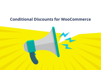 Conditional Discounts for WooCommerce - by Orion