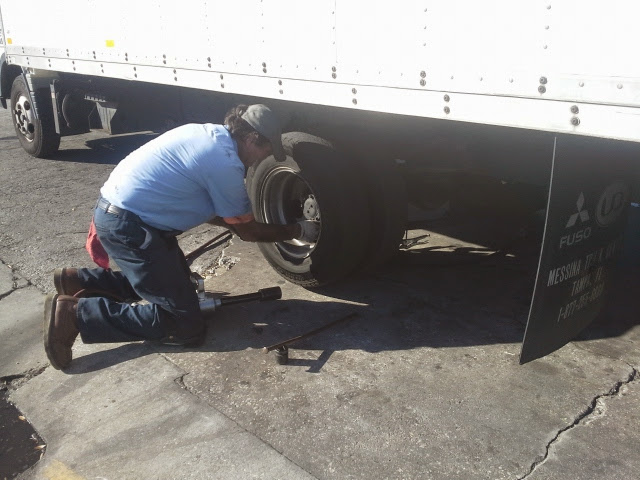 Changing Tires: A Step-by-step Procedure