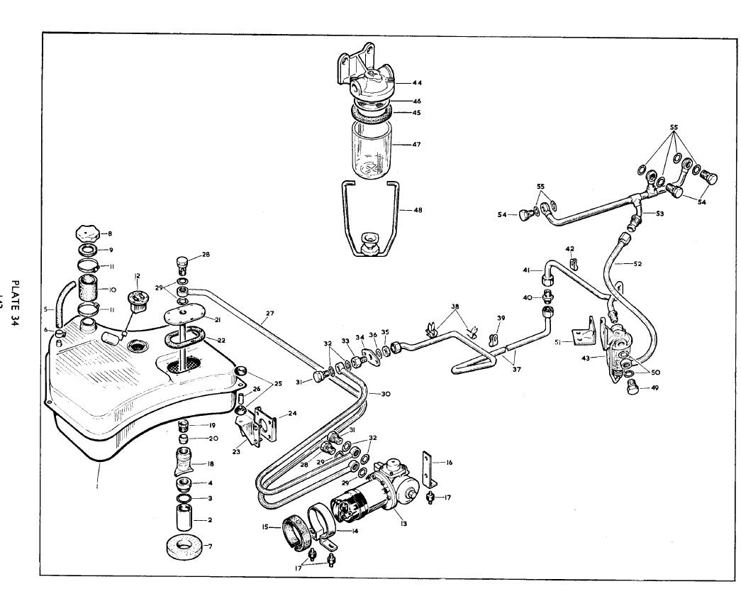 S 1 Fuel Line Connectors
