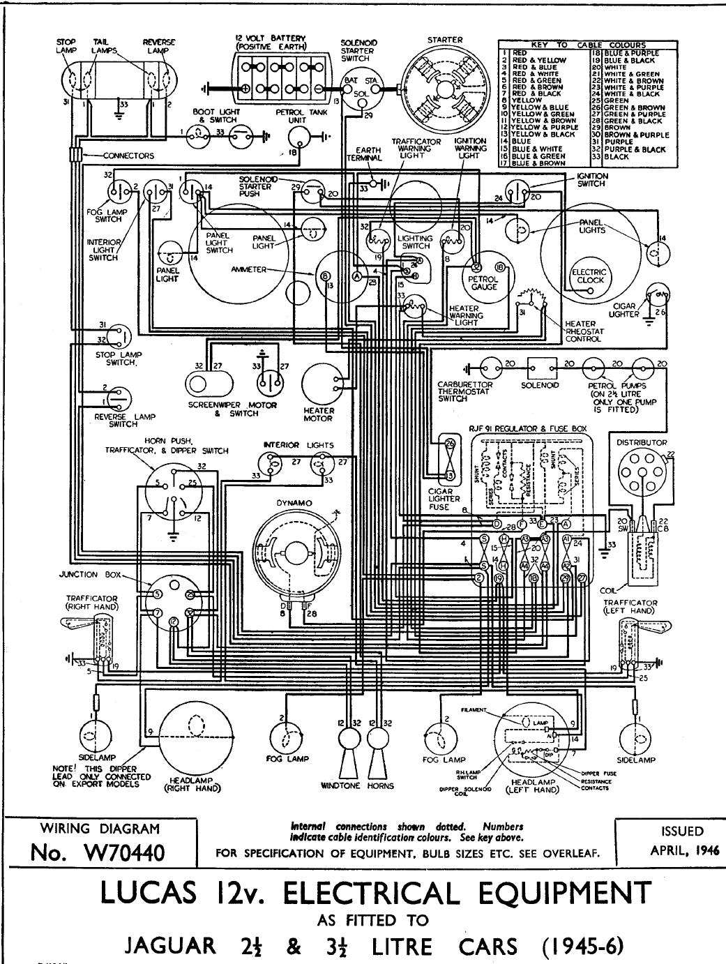 40 Ss Wiring Layout