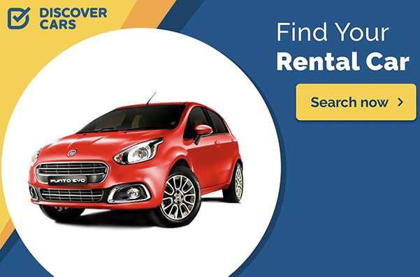 Find Your Rental Car