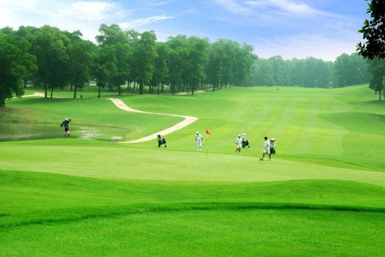 Dong Mo golf