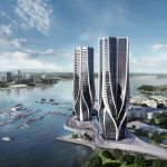 Halong to build 50-floor twin tower building