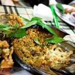 """Sam Biển"" – special seafood of Quang Ninh"