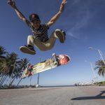 Nha Trang's Ren Boon wins Vans Go Skateboarding Event