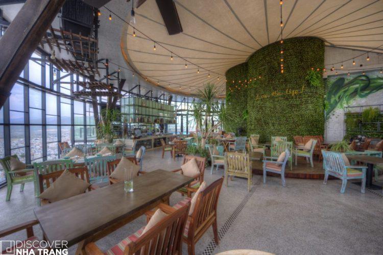 Chef's Club Skylight nha trang-restaurant