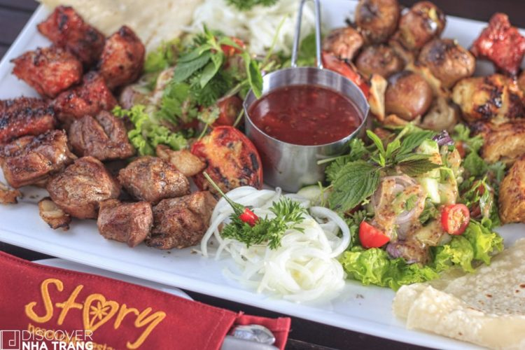 Food Story Beach Restaurant Nha Trang