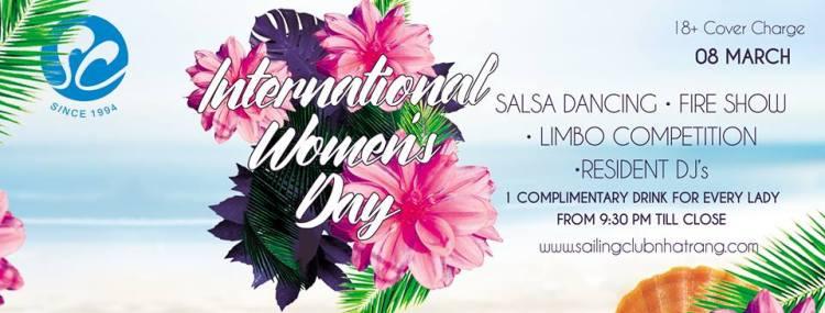 Women's Day Sailing Club NHa Trang