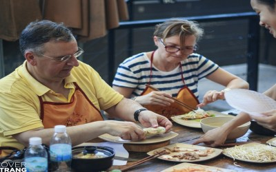 Chef Lessons cooking classes nha trang- lanterns restaurant