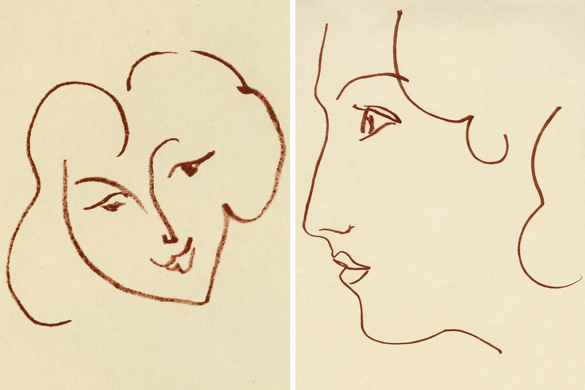 two-ronsard-lithographs-henri-matisse