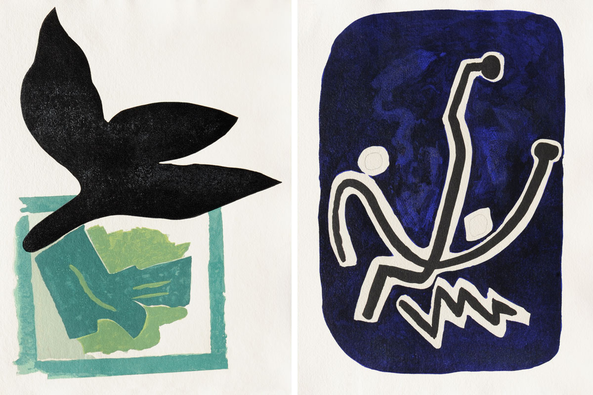 Georges-Braque-Si-Je-Mourais-La-Bas-Bird-Pair