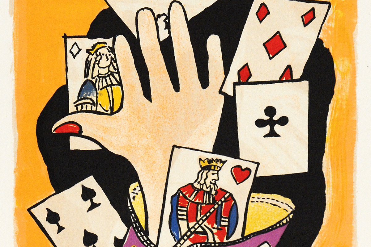 6-Print-Suites-Leger-Hand-With-Cards