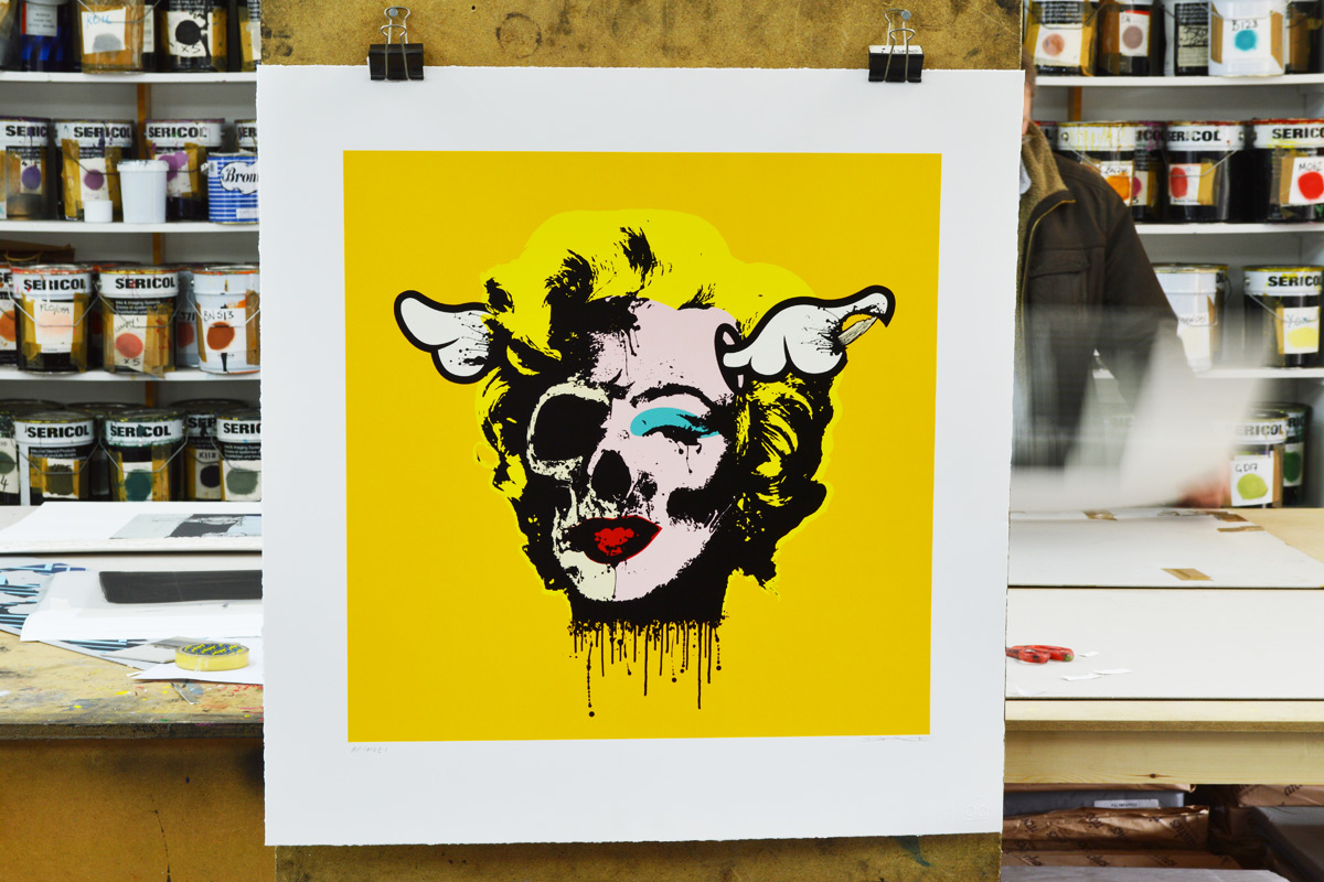 Goldmark-Atelier-DFace-Pop-Tart-Marilyn-Monroe-Screen-Print