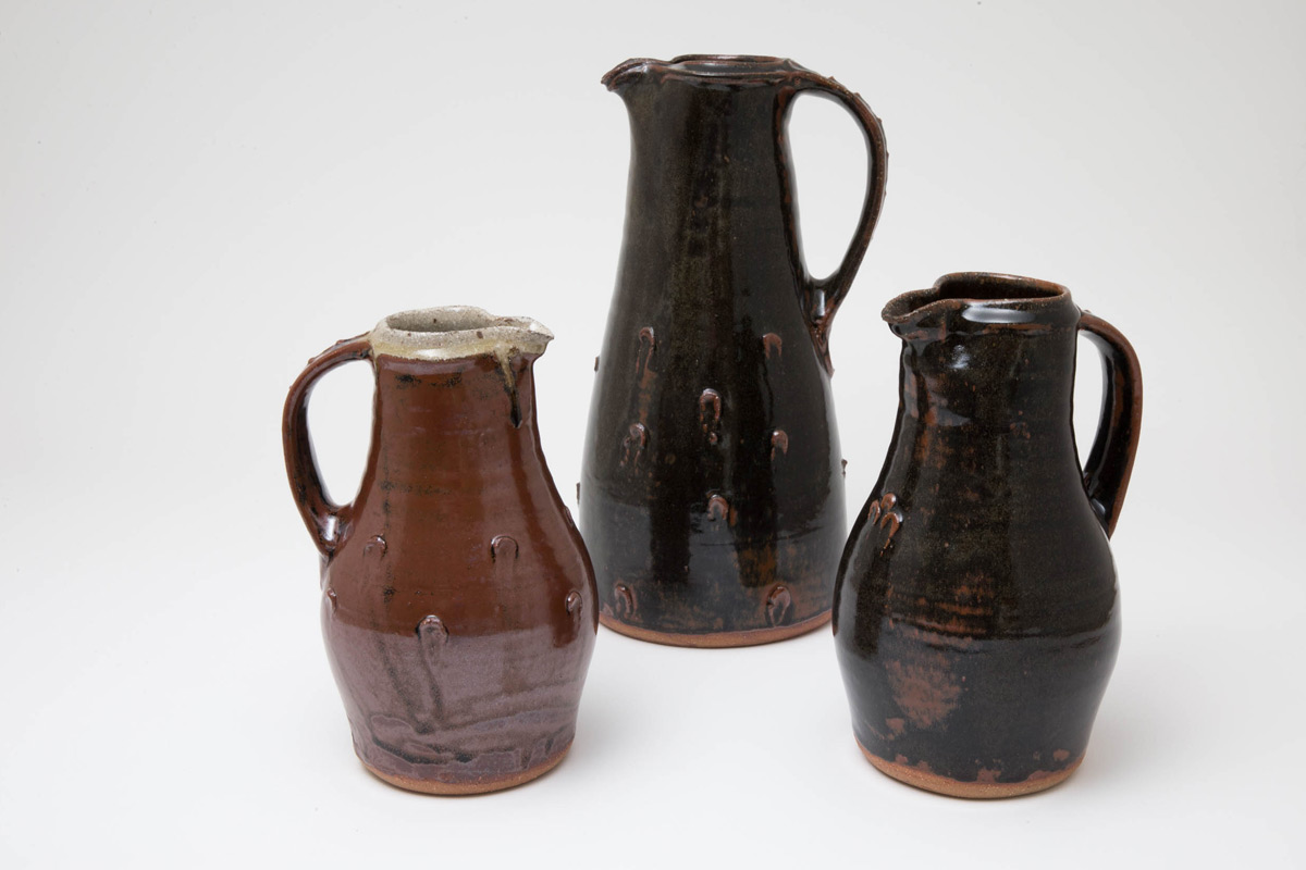 Jim-Malone-Ceramics-Exhibition-Celebration-Jugs