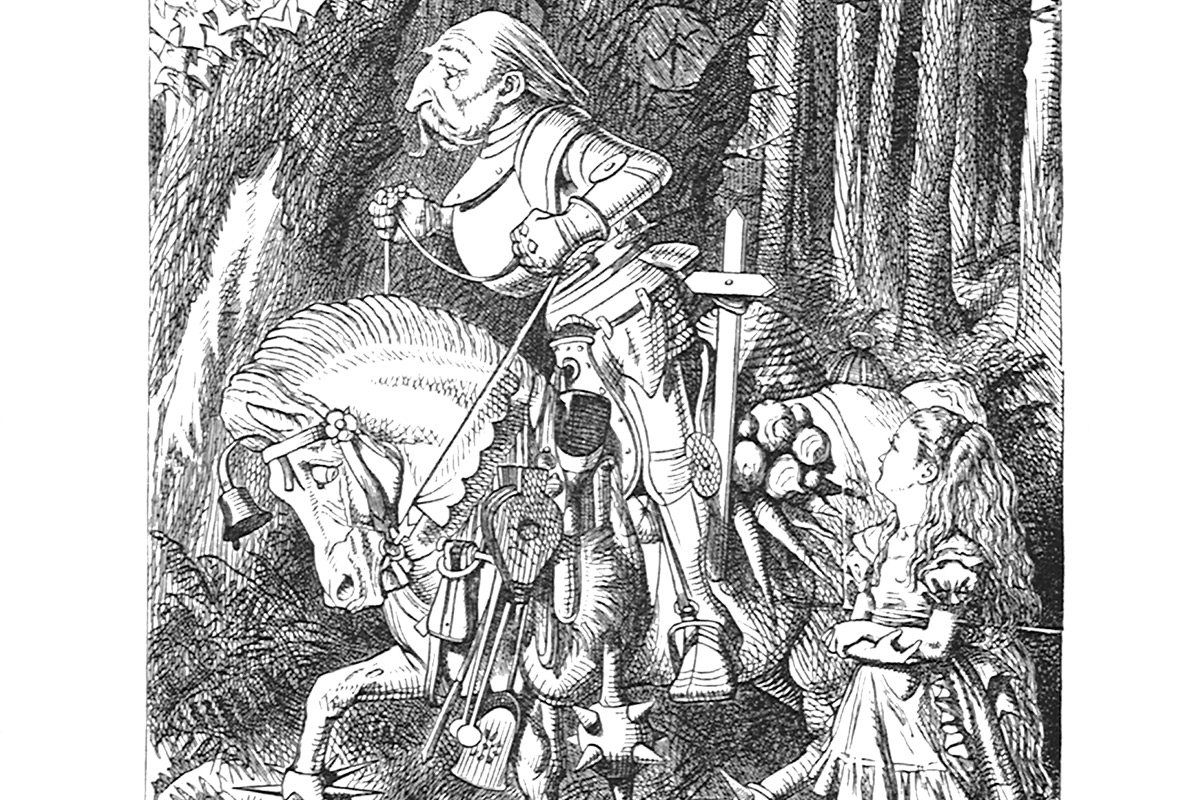 john-tenniel-alice-in-wonderland-wood-engravings-strange-knight