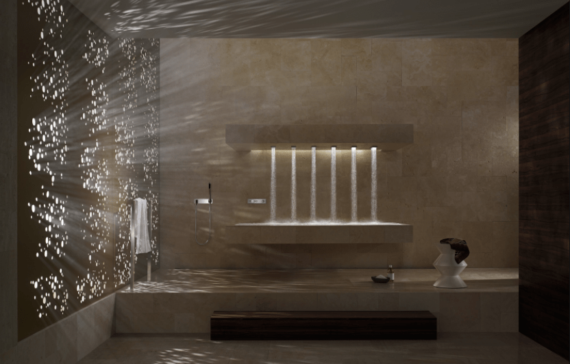 Luxury Showers: Ideas For Your Luxury Bath