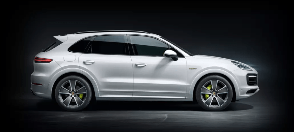 2019 Porsche Cayenne E-Hybrid Best Midsize Luxury SUV for 2019